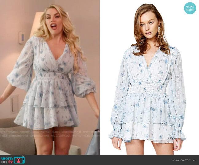 Bardot Malina Dress worn by Summer Dutkowsky (Busy Philipps) on Girls5eva