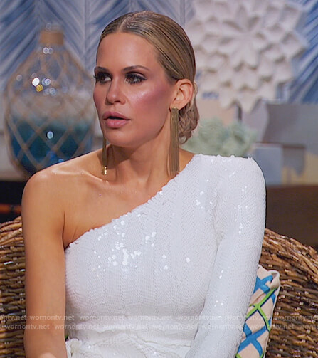 Jackie's reunion dress on The Real Housewives of New Jersey
