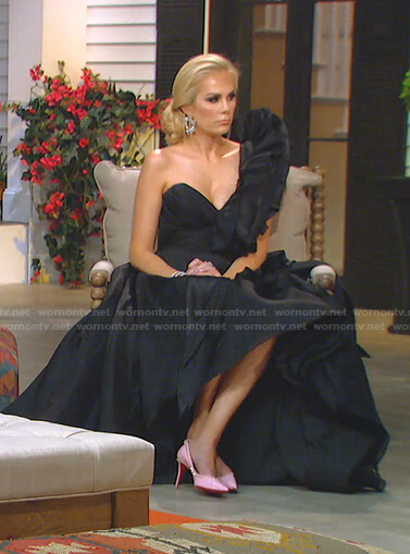 Kameron's reunion dress on The Real Housewives of Dallas