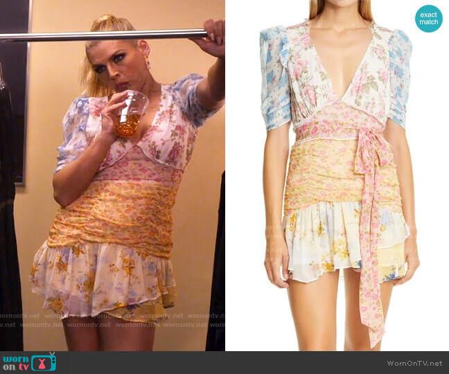 LoveShackFancy Arlo Dress worn by Summer Dutkowsky (Busy Philipps) on Girls5eva