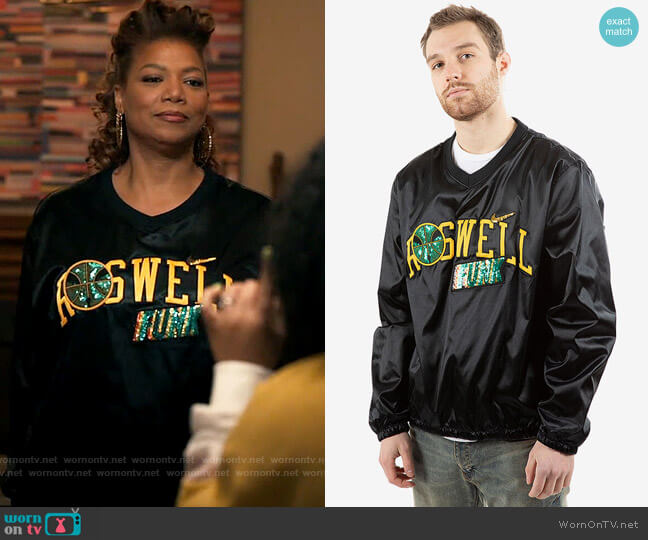 Nike Rayguns Jacket worn by Robyn McCall (Queen Latifah) on The Equalizer