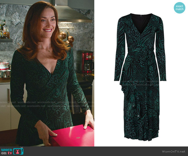 Paloma Dress by Rachel Roy worn by Abigail Pershing (Sarah Power) on Good Witch