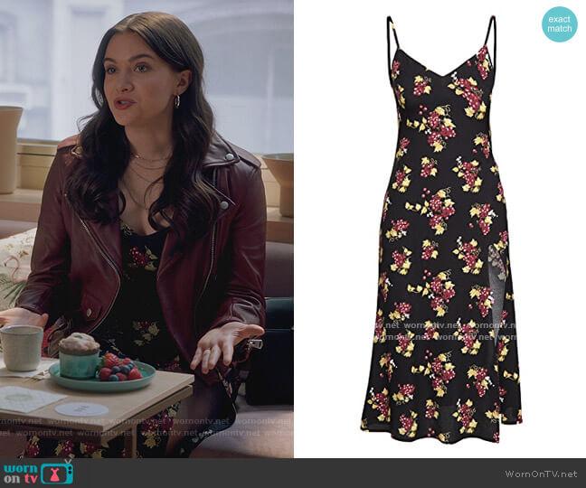 Crimini Dress by Reformation worn by Jane Sloan (Katie Stevens) on The Bold Type