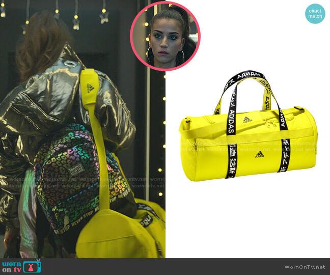 4Athlts Duffel Bag by Adidas worn by Rebeca (Claudia Salas) on Elite