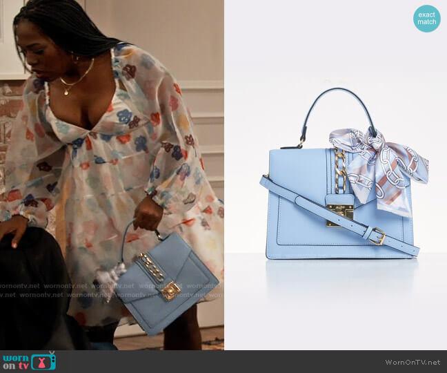 Aldo Glendaa Bag worn by Harper (Laci Mosley) on iCarly