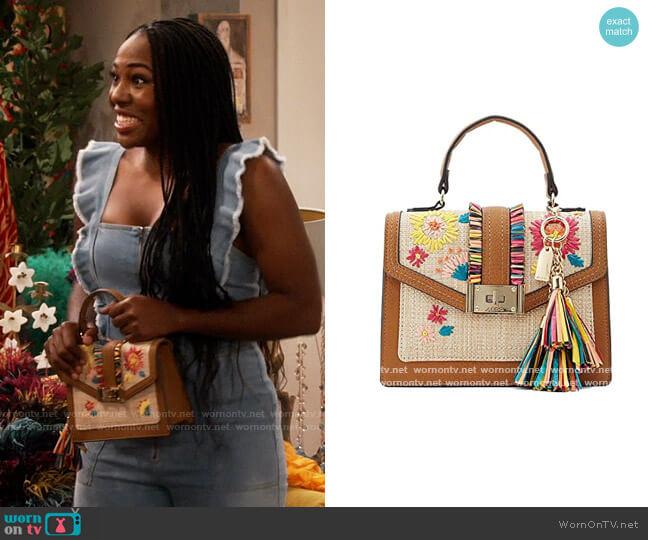 Aldo Oluniel Bag worn by Harper (Laci Mosley) on iCarly