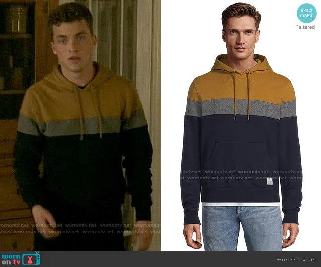 Denver Hayes Fleece Hoodie Sweatshirt