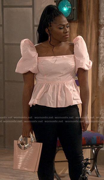 Spencer's plaid shirt jacket on iCarly