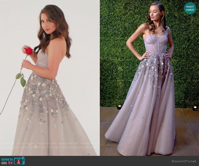 2020 Spring Collection by Randi Rahm worn by Katie Thurston  on The Bachelorette