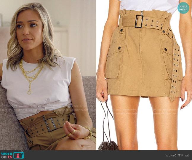 Ser.o.ya Xi Mini Skirt worn by Kristin Cavallari on The Hills New Beginnings