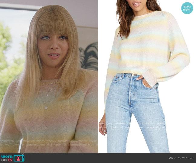 Crazy On You Striped Sweater by BB Dakota
