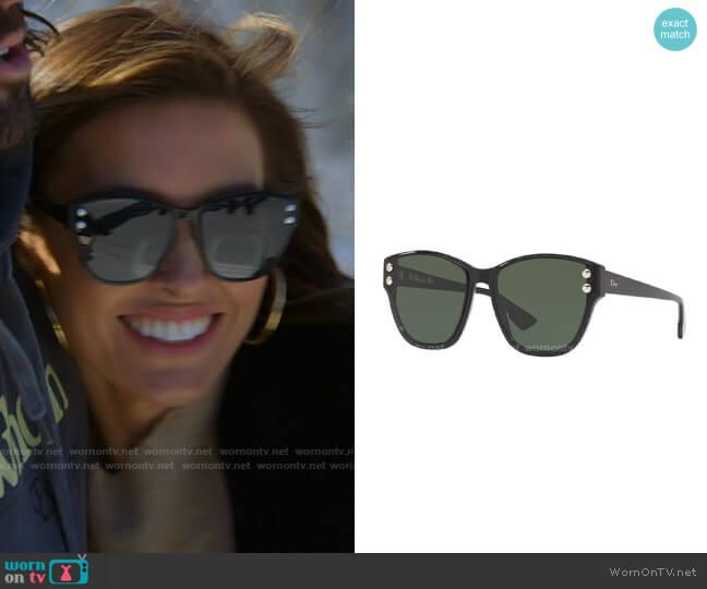 Dior DIORADDICT3 Sunglasses  worn by Audrina Patridge  on The Hills New Beginnings