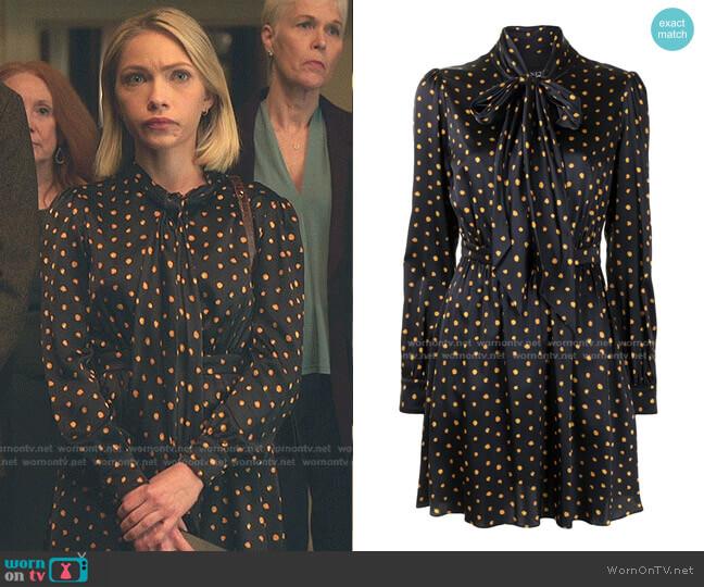 Maria shirt dress by Haney worn by Kate Keller (Tavi Gevinson) on Gossip Girl