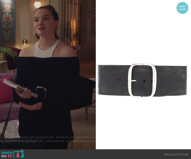 Tikky Wide Belt by Isabel Marant worn by Jane Sloan (Katie Stevens) on The Bold Type