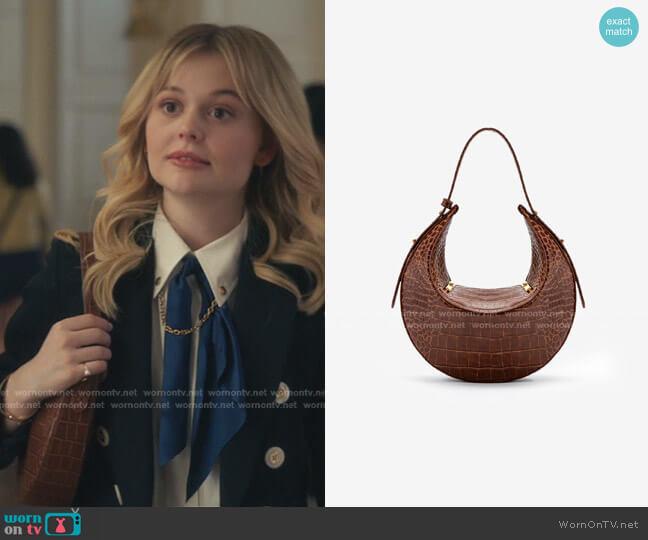 Rantan Bag by JW Pei worn by Audrey Hope (Emily Alyn Lind) on Gossip Girl