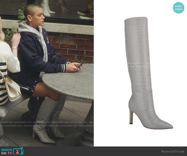 Maxim Heel Boots by Nine West worn by Julien Calloway (Jordan Alexander) on Gossip Girl