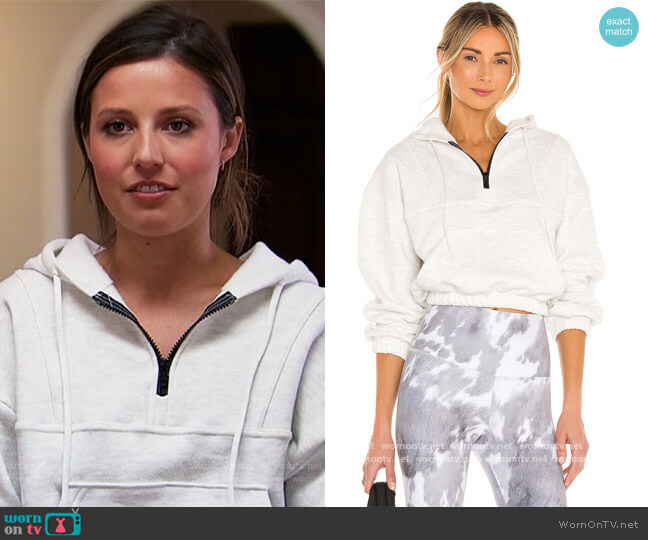 Reign Sweatshirt by Strut-This worn by Katie Thurston  on The Bachelorette