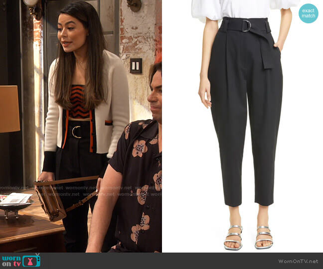 ALC Diego Pants worn by Carly Shay (Miranda Cosgrove) on iCarly