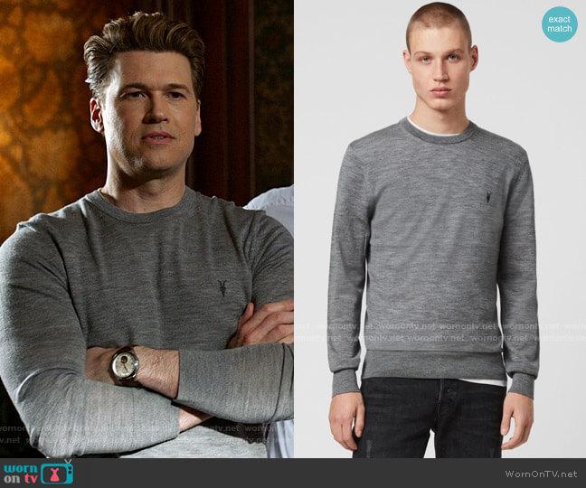 All Saints Mode Merino Sweater