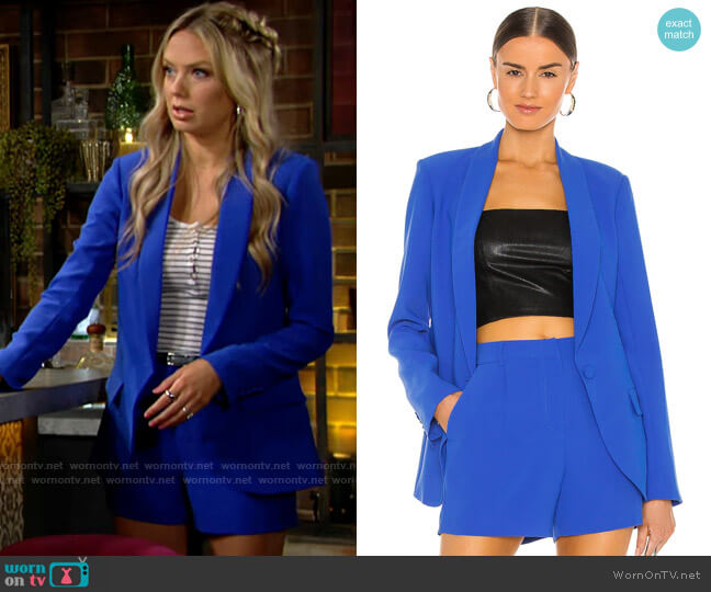 Amanda Uprichard Jane Blazer worn by Abby Newman (Melissa Ordway) on The Young & the Restless