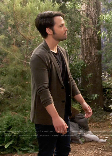 Freddie's knit blazer on iCarly