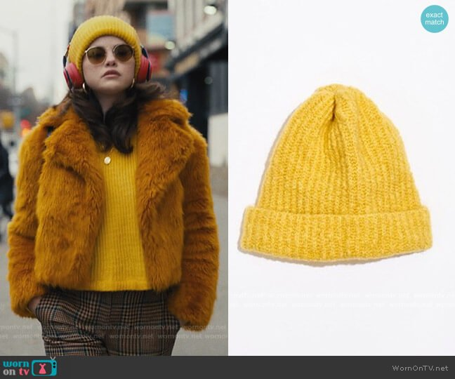 Lullaby Beanie by Free People worn by Mabel Mora (Selena Gomez) on Only Murders in the Building