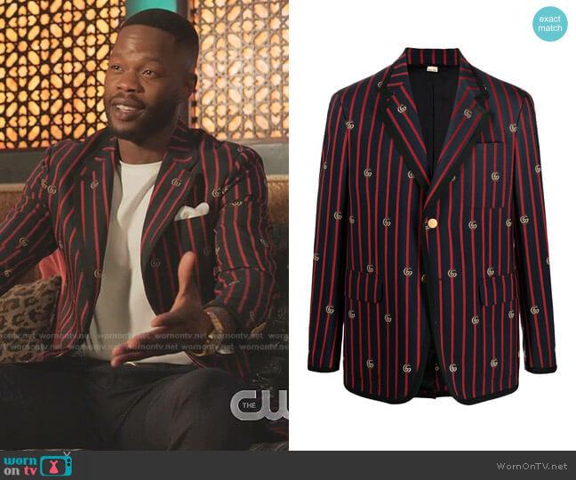 worn by Jeff Colby (Sam Adegoke) on Dynasty