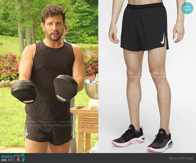 AeroSwift Shorts by Nike worn by Sam Flores (Rafael de la Fuente) on Dynasty