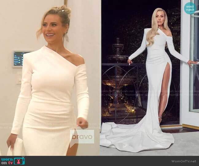 The Woman by Dorit x Nektaria worn by Dorit Kemsley  on The Real Housewives of Beverly Hills