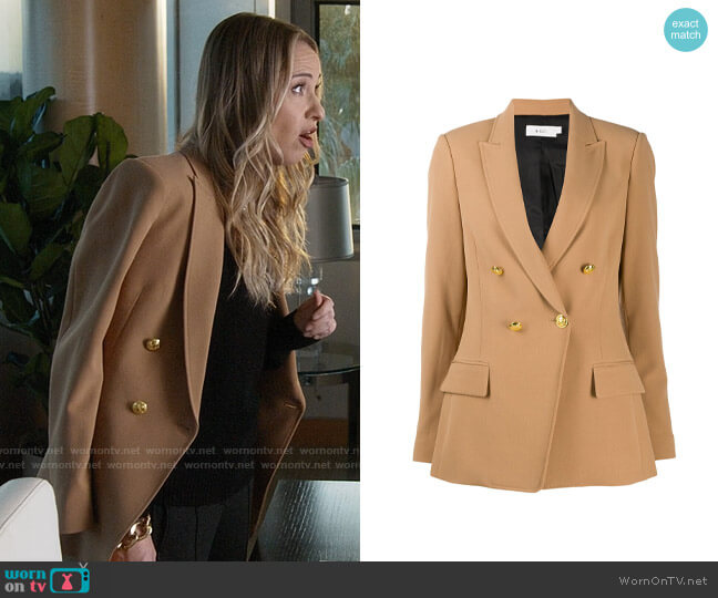 ALC Double Breasted Blazer worn by Ursula (Leslie Grossman) on American Horror Story
