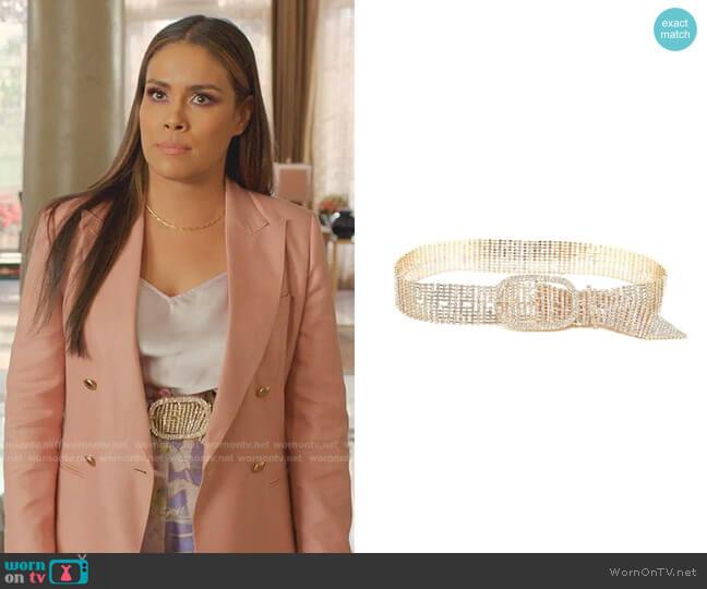 Sophie Belt by B-Low The Belt worn by Cristal Jennings (Daniella Alonso) on Dynasty