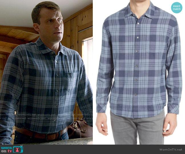 Rails Wyatt Shirt worn by Matthew Casey (Jesse Spencer) on Chicago Fire